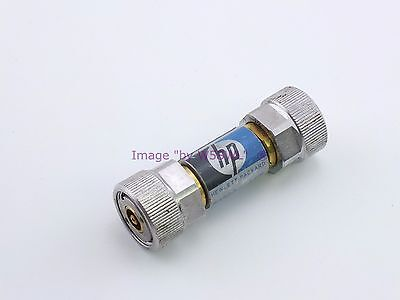 HP 8492A APC-7 3dB Attenuator DC-18GHz Tested and Checked (06520) Sold by W5SWL