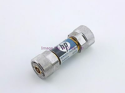 HP 8492A APC-7 6dB Attenuator DC-18GHz Tested and Checked (4335) Sold by W5SWL
