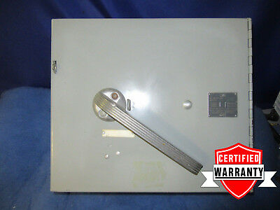 ITE Siemens clampmatic V7H3606 600 A 480V FUSIBLE PANELBOARD  2 YEAR WARRANTY