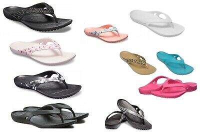 55b8bd08e9c445 WOMEN S CROCS KADEE ll Flip Sandals Black