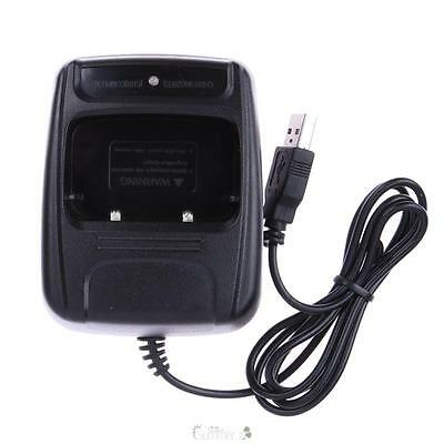 Li-ion Radio Battery Charger USB for Baofeng BF- 888S Retevis H777 Walkie-Talkie