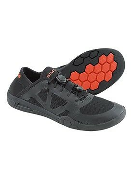 Simms CURRENTS Shoe ~ Black NEW ~ Size 13 ~ CLOSEOUT