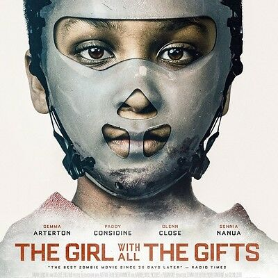 Girl With All the Gifts [2017] CHOOSE 1: BLU-RAY or DVD (Ships Now)
