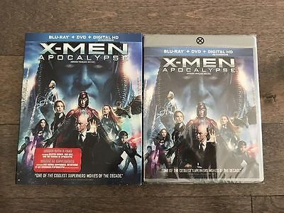 X-Men: Apocalypse (Blu-ray + DVD + Digital HD, Bilingual)