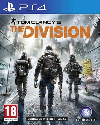 Tom Clancy's - THE DIVISION **PS4 Playstation 4 NEU OVP