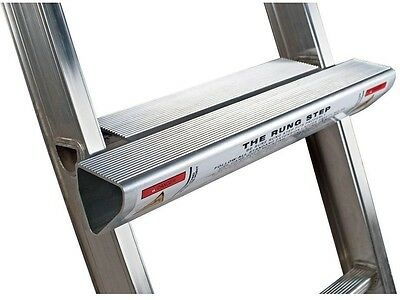 Guardian Fall Protection Ladder Accessory Rung Step Comfortable Extension
