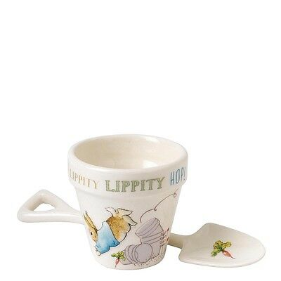 Gift Boxed Beatrix Potter Peter Rabbit Egg and Spoon Childrens Easter Gift Idea