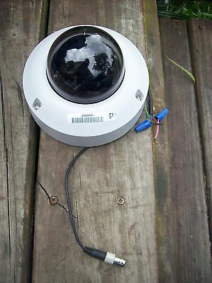 panasonic cctv color security camera wv-cf324 works good