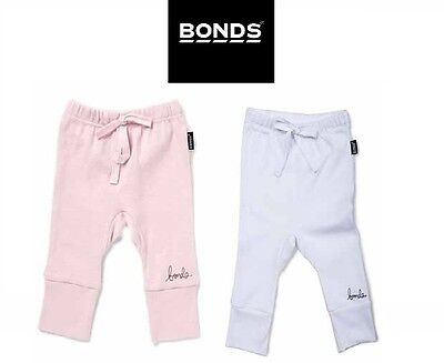 BONDS BABY LEGGINGS Newbies Pants Newborn Basics Essential Bottoms B700N