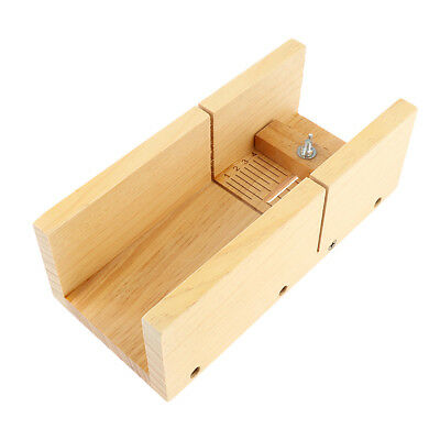 Soap Loaf Mold Wood Cutter Handmade DIY Adjustable Wooden Planer Beveler
