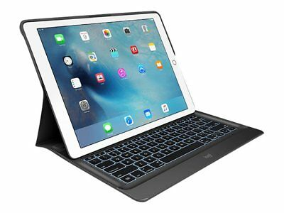 Logitech Create Backlit Keyboard Case With Smart Connector For Ipad Pro