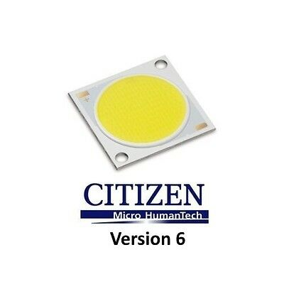 5x CITIZEN CITILED LED Chip 3500K COB module CLU048-1212C4-353M2M2-F1 Version 6
