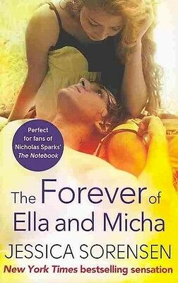 The Forever of Ella and Micha by Jessica Sorensen Paperback Book (English)