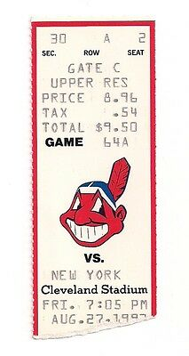 JIM THOME Career Home Run HR #5 of 612 Cleveland Indians vs NY Yankees 8/27/93