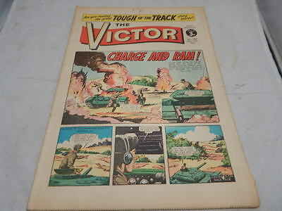 THE VICTOR COMIC No 588 ~ May 27th 1972 ~ Charge And Ram!