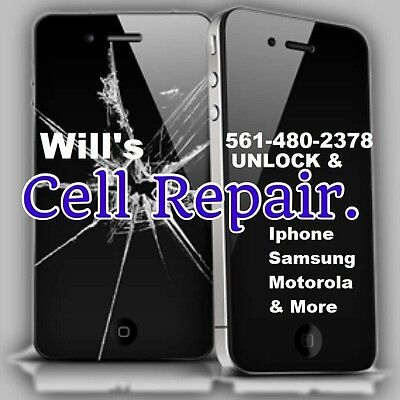 Apple iPhone 6 Digitizer Cracked Broken Glass and LCD Screen Repair Service