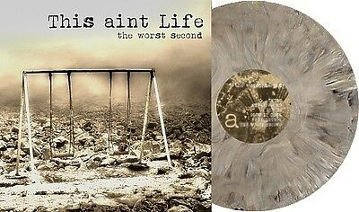 THIS AINT LIFE - The worst second / Vinyl LP (Limited 180g beige/brown Vinyl)
