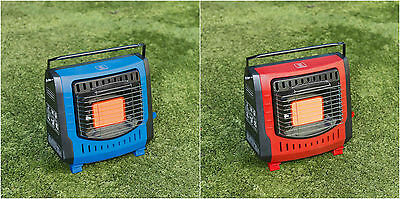 New 1.2 KW output ceramic burner Portable Gas Heater Various Colour