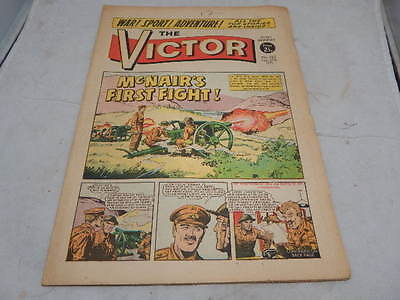THE VICTOR COMIC No 523 ~ Feb 27th 1971 ~ McNair's First Fight!