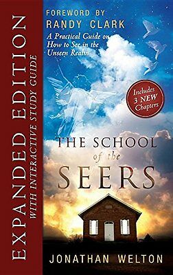 NEW School of the Seers Expanded Edition by Jonathan Welton