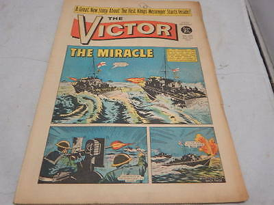 THE VICTOR COMIC No 528 ~ Apr 3rd 1971 ~ The Miracle