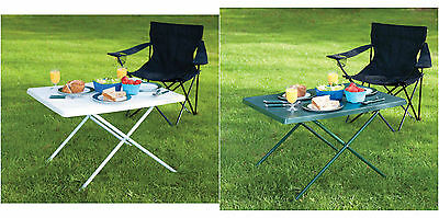 New Waterproof and lightweight Adjustable Camping Table - Limited Stock