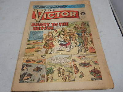 THE VICTOR COMIC No 557 ~ Oct 23rd 1971 ~ Brody To The Rescue