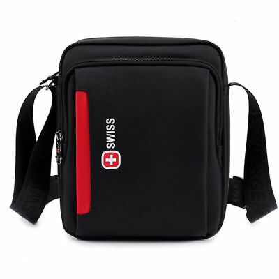 NEW Men's Women's Waterproof  Messenger Shoulder Bags Satchel Handbags SwissGear
