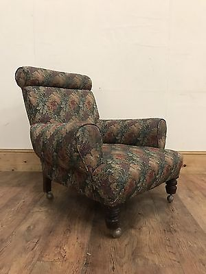 #207 Victorian 19th Century Armchair Easy  Gents Chair / Restoration Project