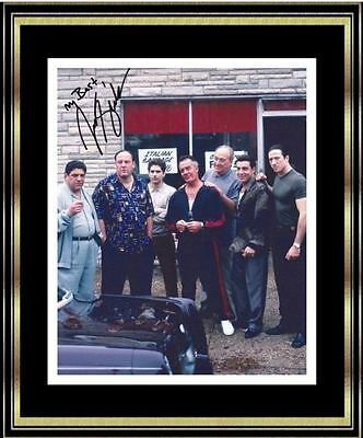Sopranos - James Gandolfini (d.2013) - Original Signed Autograph - Very Rare!!!