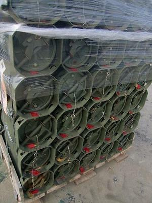 """Military 120mm Ammo Can  -  41.5"""" x 6.87 -  FREE SHIPPING"""