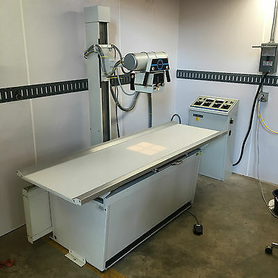 Universal Veterinary X-ray Room
