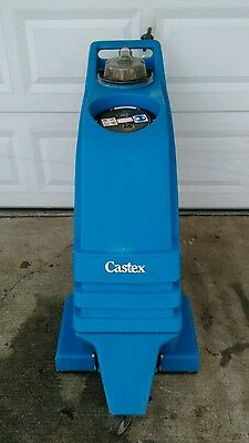 Castex Frontier Self Contained Carpet Extractor