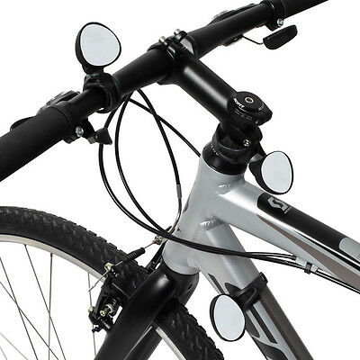 Spy Universal Mount Mirror Bicycle bike cycle FORK FRAME HANDLEBAR FIT