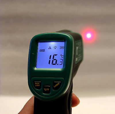 SALE!!!  -58~1022°F  Digital Infrared Thermometer IR Laser Temperature Gun