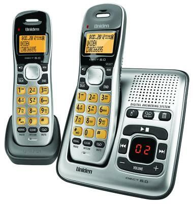 Uniden Dect1735 Digital Phone System With 1 Additional Handset