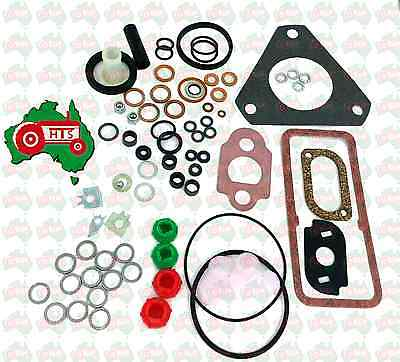 Injection Pump Seal Kit Lucas CAV DPA Massey Ferguson Ford Case David Brown JD