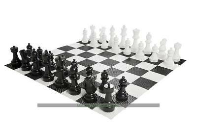 Uber Garden Chess Pieces (Without board)