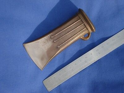 Reproduction Bronze Square Socket Axe