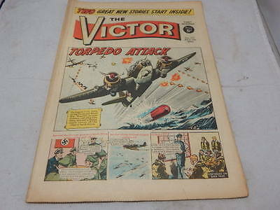 THE VICTOR COMIC No 177 ~ July 11th 1964 ~ Torpedo Attack