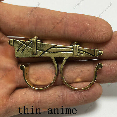 Doctor Strange Steven Fly Sling Ring Gate of Time and Space Cosplay props Metal