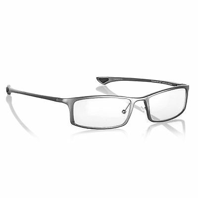 Gunnar Phenom Crystalline Graphite Indoor Digital Eyewear PC Gaming Glasses