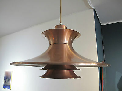 Danish ceiling lamp - suspension danoise - Fog and Morup - design vintage