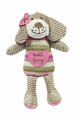 Maison Chic Tooth Fairy Pillow NEW Child Girl Baby Gift Cute Rosie Dog Puppy