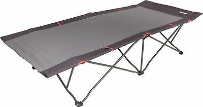 Quest Performance Premium Quality Comfortable Folding Camp Bed with Carry Bag