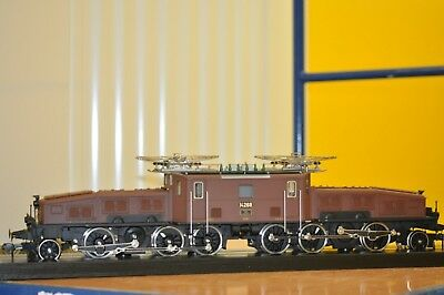 For Marklin gauge 1   3-rail Karl Gysin Basel Schweiz Elektrolok 8/14