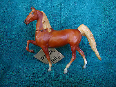 Breyer 1985 Toy Fair LB PP Paddock Pal Saddlebred SR With Original Tag - Rare!