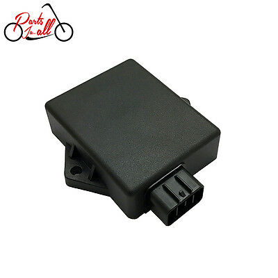 8 Pin 260cc 300cc CDI Unit ECU for Manco Talon Linhai Yamaha Bighorn ATV UTV