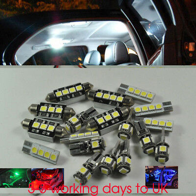 For Land Rover Range Rover Evoque 2011-2016 Error Free 12 Light LED Interior kit