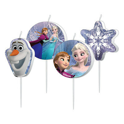 Amscan Disney Frozen Candles